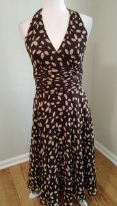 Suzi Chin for Maggy Boutique Silk Dress